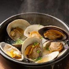 【六根名物】蛤の石鍋