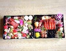 ◆家族みんなで食べたいおせち料理