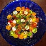 *・市場直送鮮魚・* 目利きが選ぶ新鮮魚介をオシャレに調理!