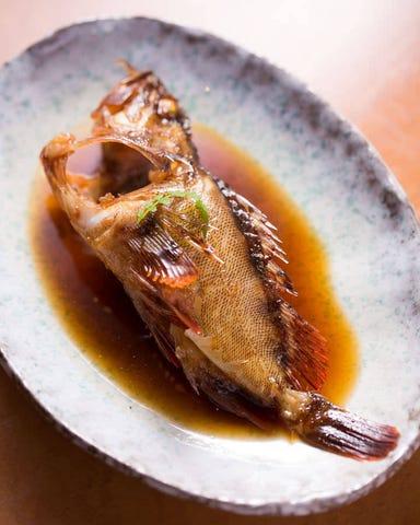 旬魚 和らべ  メニューの画像