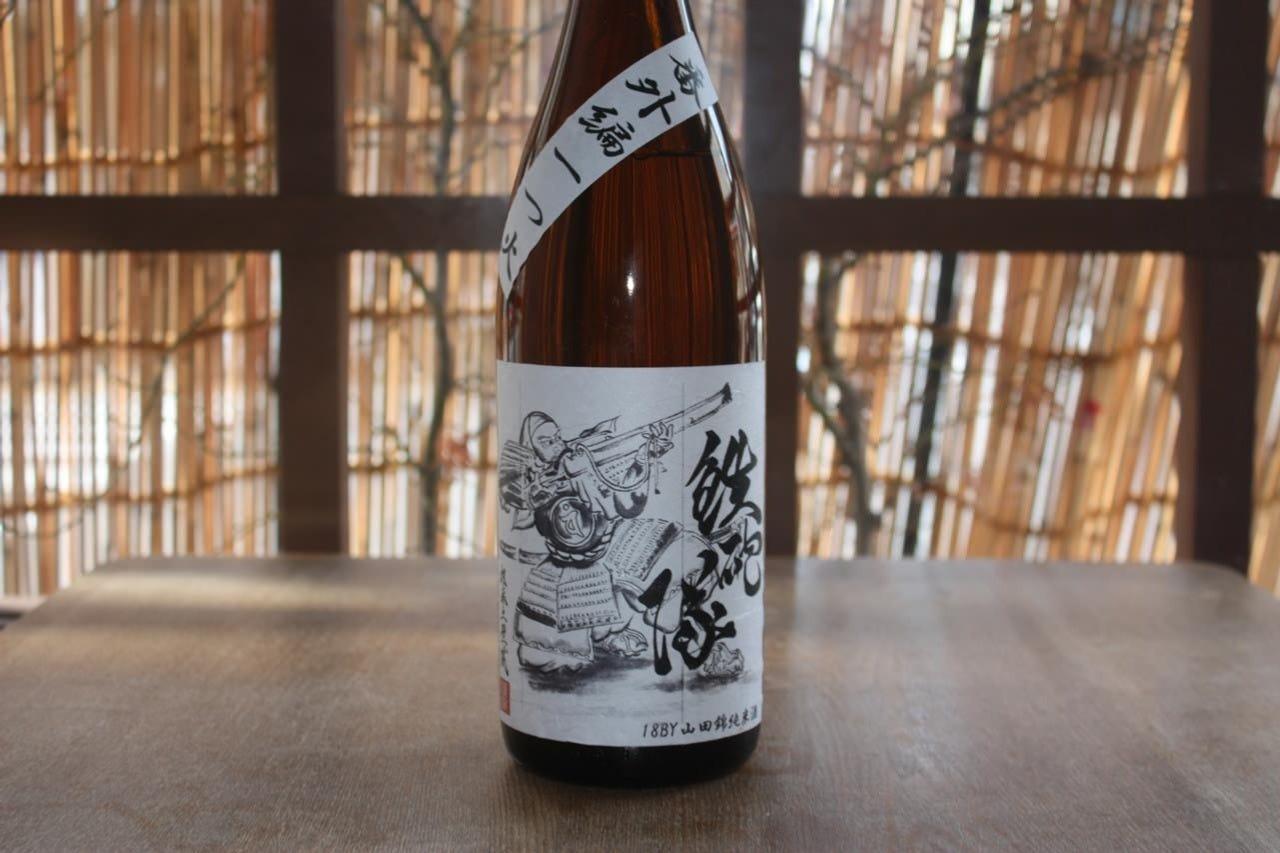 20種類以上の日本酒を取り揃えてます