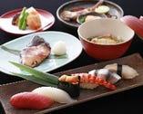 ご宴会やご接待に最適。季節の食材を贅沢に使用したコース料理