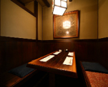 《2階席》歴史の趣と悠久の時を感じる老舗らしい空間