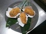 宮城東松島の牡蠣漁師 阿部晃也の牡蠣フライ