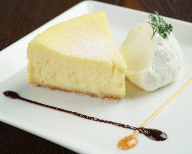 ソムリエカフェ「leaf」 生パスタとチーズケーキの専門店 こだわりの画像