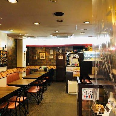 韓国カフェダイニング のほほん  店内の画像