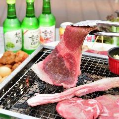 韓国料理ビアガーデン nyam nyam