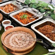 韓国料理ビアガーデン