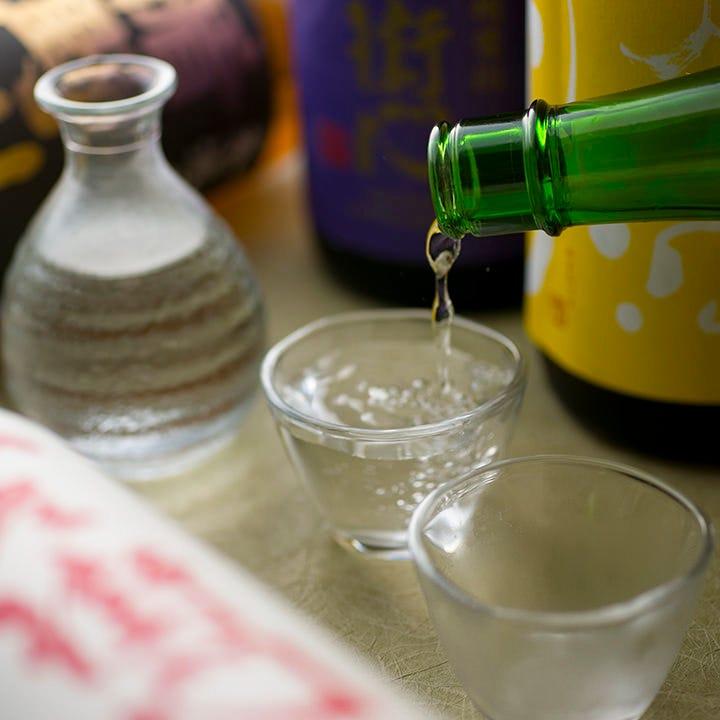 通が唸る20種類!日本酒好きが厳選