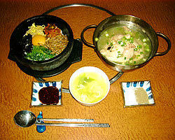 韓国料理 ムグンハ  こだわりの画像