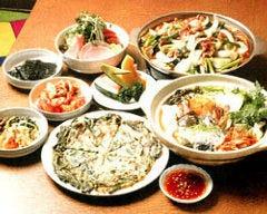韓国料理 ムグンハ