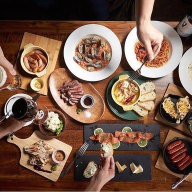バルコラボ 肉バル 浦添市役所前店  コースの画像