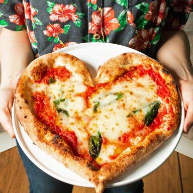 Pizzeria&Trattoria idyllic  メニューの画像