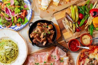 Pizzeria&Trattoria idyllic  こだわりの画像