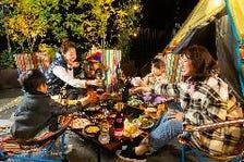 LOGOSコラボ冬のキャンププラン