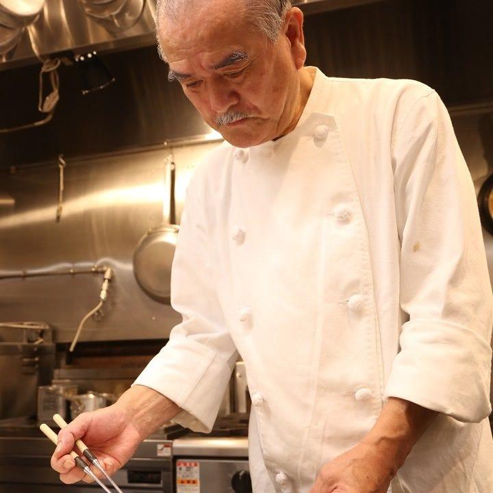 48年の歴史と北海道産食材のコラボ