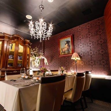 北海道 フレンチレストラン ~ラ・カンサトゥール~ 店内の画像