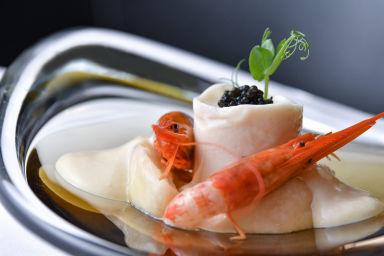 北海道 フレンチレストラン ~ラ・カンサトゥール~ コースの画像