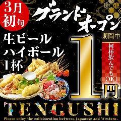 天ぷらとおでん 個室 天串(TENGUSHI) 豊橋駅前店