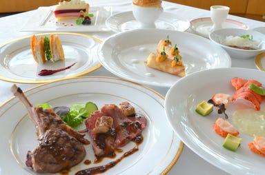 フランス料理 音羽倶楽部  コースの画像