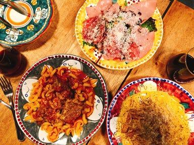 Pizzeria PariarE(ピッツェリア パリアレ)  こだわりの画像