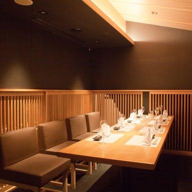 個室和食 銀波(ぎんぱ) 銀座店 店内の画像