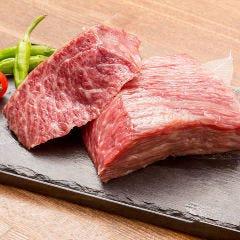 石垣牛のランプステーキ