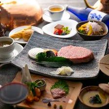 正当神戸ビーフを味わうカワムラ伝統のおいしさ『特選神戸ビーフステーキコース』