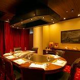 7~10名様・テーブル席|すべてが特等席。自然な会話が生まれます