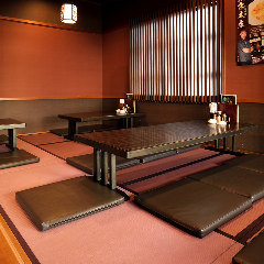 1テーブル最大8名様までご利用いただけます。