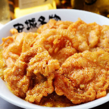 厚玉子DX北京飯(玉子1.5倍、豚唐6枚)