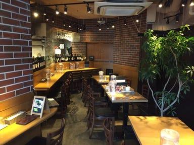北海道バル ラベンダーキッチン 自由が丘 店内の画像