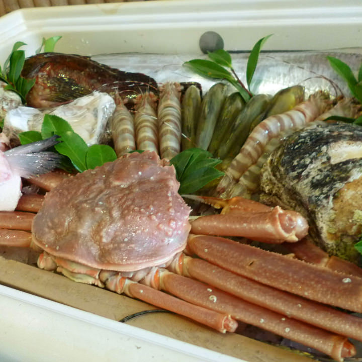 魚自慢!新鮮で旬な鮮魚が揃う