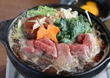 牛スキ煮小鍋