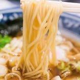 昔ながらの中華そば「煮干し醤油」