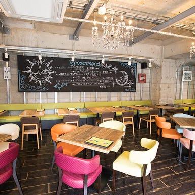 イタリア大衆食堂 堂島グラッチェ なんば店 店内の画像
