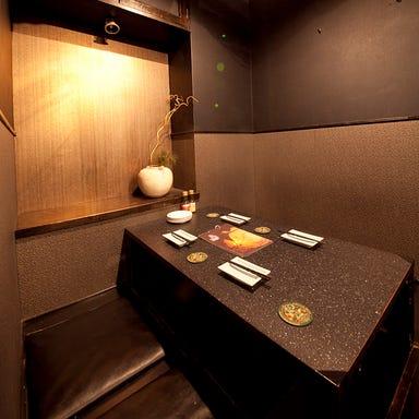 京都湯葉と鱧のお店 隠れ庵 京都駅店  店内の画像
