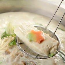 京の湯豆腐