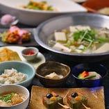 京都を堪能できる、旬の食材満載のコースがずらり!