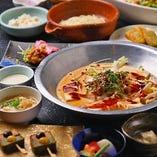 ご宴会にぴったりなコース多数!京都の厳選食材を豊富に使用した料理をご堪能ください。