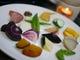 新鮮なお野菜を目でも楽しめるバーニャカウダ