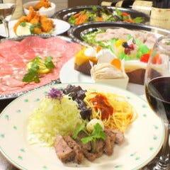 肉ダイニングガーデン 堺筋本町