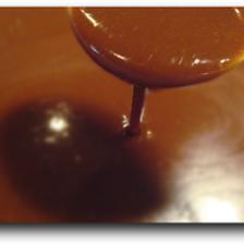 自家製の味噌ダレ