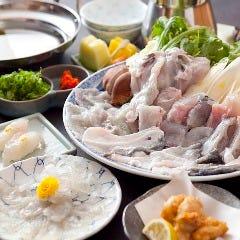 旬魚菜・鍋・懐石 欣とと
