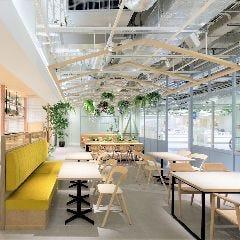 新宿三丁目カフェ IZAMESHI Table 新宿マルイ本館