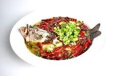 花椒香る老壇酸菜魚(ラオタンサンツァイユ)