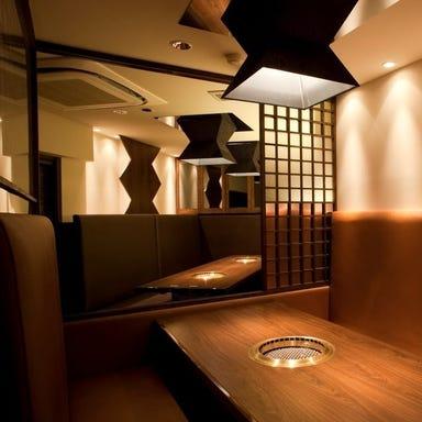 和牛焼肉ブラックホール 歌舞伎町本店 店内の画像