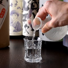 お料理に寄り添う季節を感じる和酒