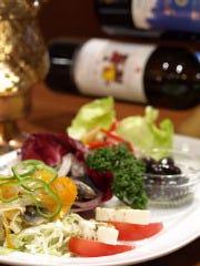 ギリシャ料理 オリンピア(OLYMPIA)