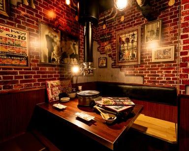 赤から 池袋東口店 店内の画像